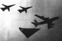 el avion espia estadounidense secreto aurora podria estar detras de los numerosos avistamientos de ovnis