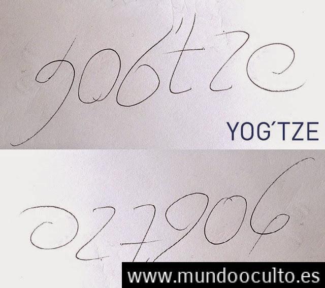 El enigmático caso de Yog'tze