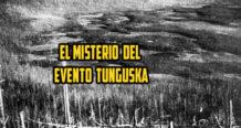 el evento tunguska no fue causado por meteorito segun nuevo estudio