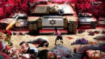 israel el estado criminal por excelencia