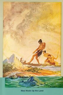 La creación de Hawái - Mito maorí