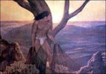la creacion de hawai mito maori