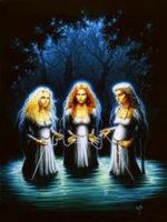 las nornas mitologia nordica