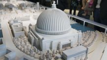 los planes de hitler para convertir a berlin en la capital del mundo