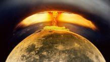 nasa bombardeo la luna con misil de 2 toneladas que querian destruir