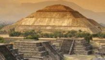 por alguna extrana razon las paredes de teotihuacan estan recubiertas con aislante radioactivo