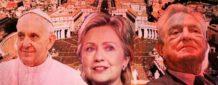 wikileaks clinton obama y soros derrocaron al papa benedicto xvi con un golpe en el vaticano