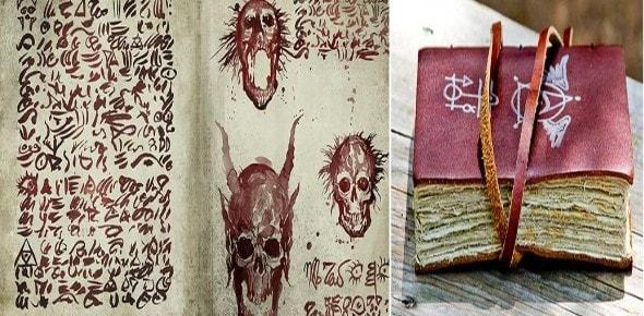 EL LIBRO DEL PODER: Aterrador libro de magia negra que nunca deberías leer