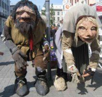 gryla el troll canibal y sus hijos