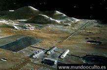 la base lunar secreta de usa desde 1978