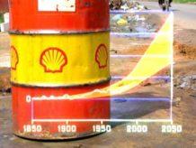 lo que shell sabia del cambio climatico en 1991 el documental de la polemica