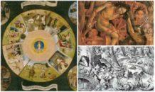 los simbolos de los siete pecados capitales los conoces