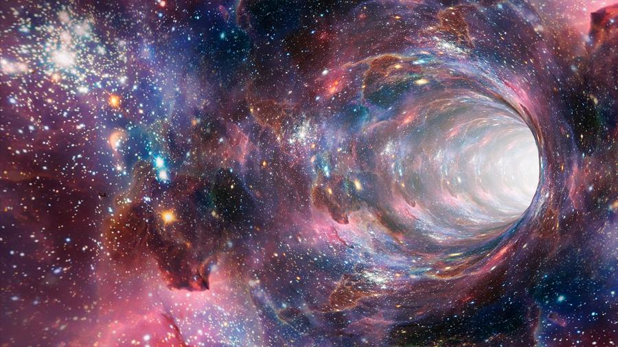 Nuevo paso para comprobar si existen pasadizos secretos en el universo