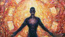teoria sugiere que el alma entra en el feto a la septima semana a traves de la glandula pineal