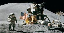 el rover chino no encuentra evidencias del aterrizaje de eeuu en la luna