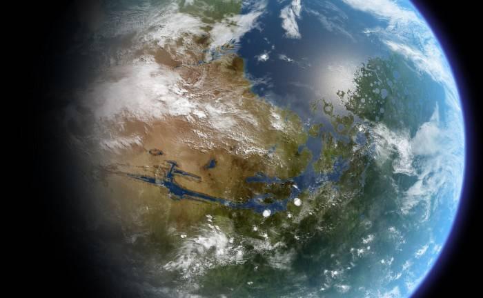 Los científicos tienen como objetivo construir un escudo magnético artificial alrededor de Marte para que sea habitable de nuevo