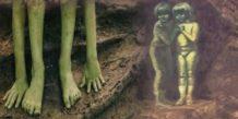 los descendientes de los ninos verdes en inglaterra