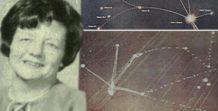 una abducida dibuja un mapa exacto de la constelacion zeta reticuli antes de ser descubierta