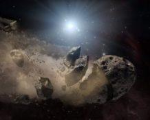 un asteroide peligroso para la tierra sera visible con binoculares el proximo 31 de octubre