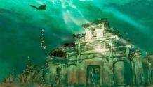 atlantida y la catastrofe que llevo a su fin se repite la historia