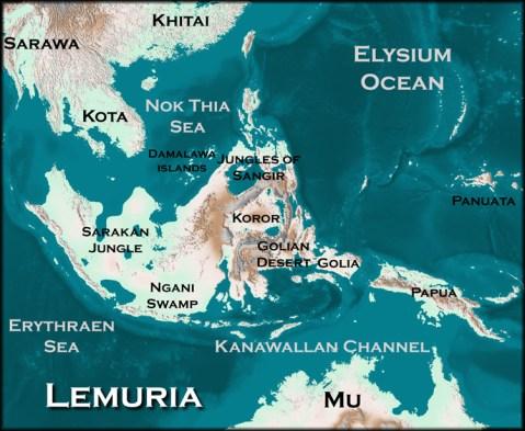 La batalla entre Atlántida y Lemuria. La otra historia de la humanidad.