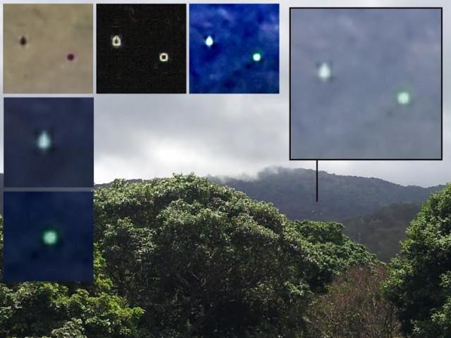 """Las ocho """"zonas calientes"""" de Venezuela para el avistamiento de ovnis"""
