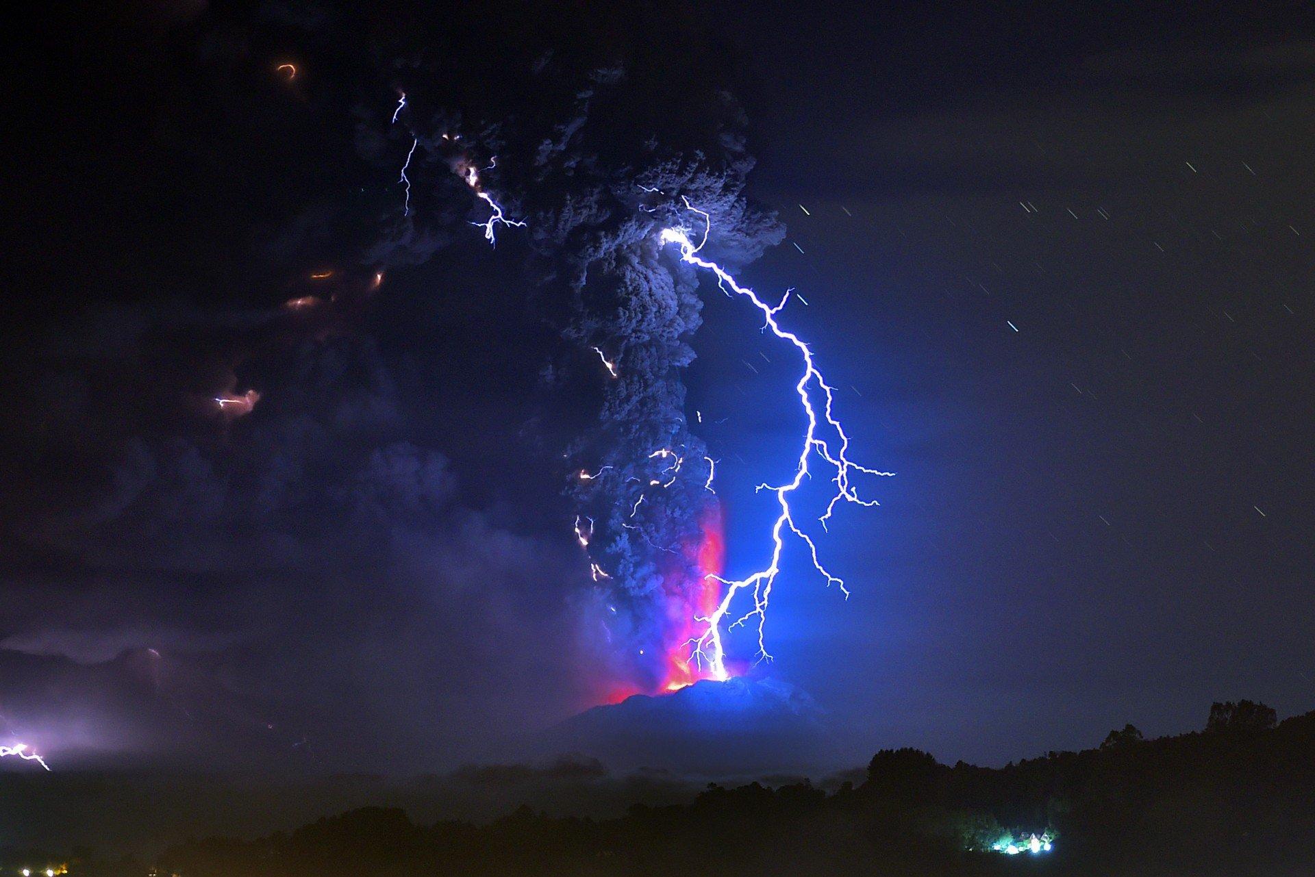 Lista: 10 fenómenos científicos grabados en video que te sorprenderán
