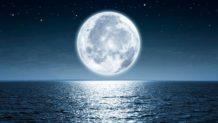 que le pasara a la tierra cuando la luna se aleje