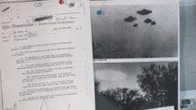testimonios de ovnis filtrados de los archivos secretos de la cia