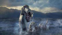 la criatura del lago nahuel huapi es fotografiada