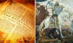 el estudioso de la biblia afirma que los sellos del libro de apocalipsis estan rotos