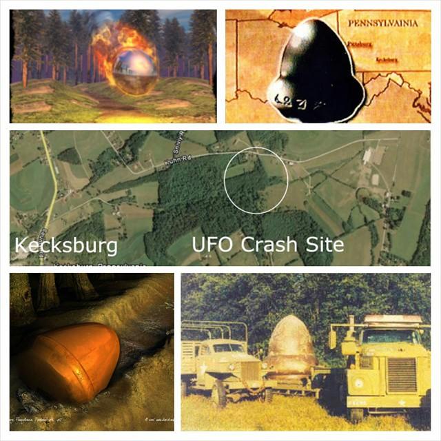 el incidente de kecksburg