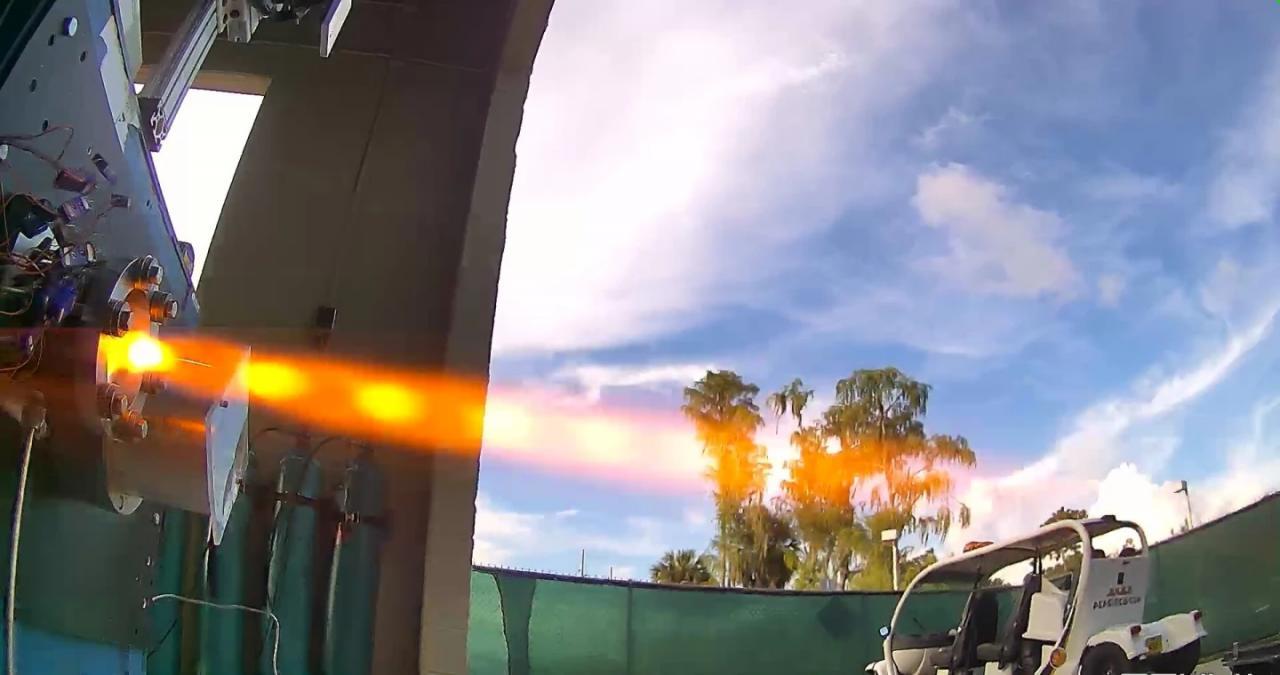 """""""Imposible""""?El motor rotativo de detonación acaba de funcionar"""