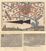La Batalla de Nuremberg: Un conflicto entre «OVNIs» en 1561