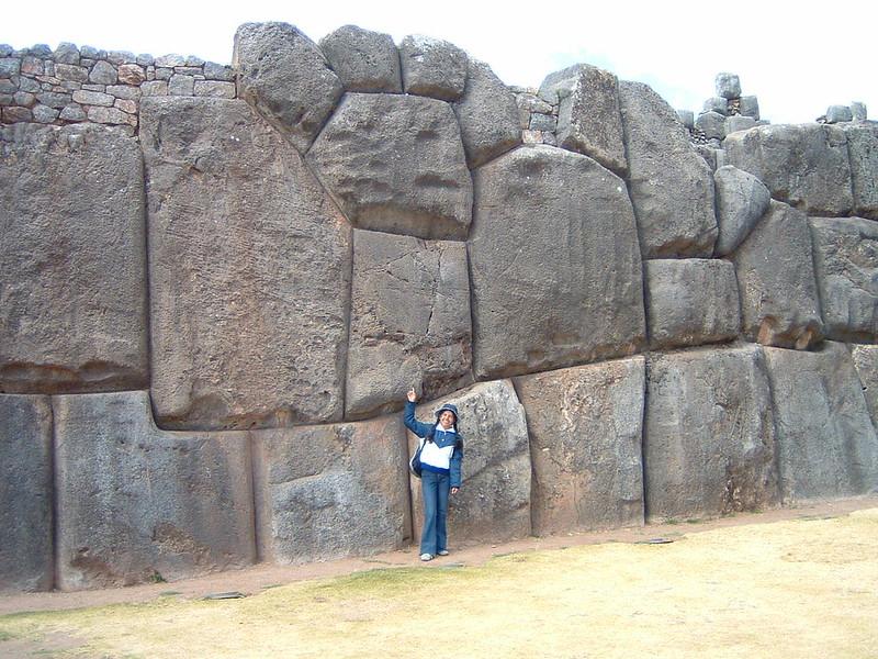 La técnica secreta de los Incas para «ablandar» las piedras, entregada por los dioses