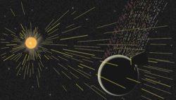 los cientificos nuevamente no saben de donde vino la luna