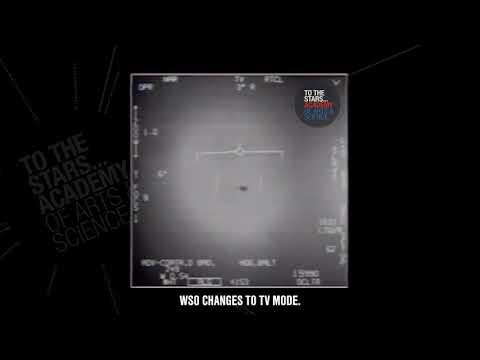 pentagono revela nueva informacion de videos de ovnis de la marina