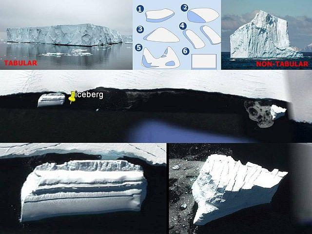 """Ufólogos advierten sobre una base alien """"camuflada"""" en la Antártida"""