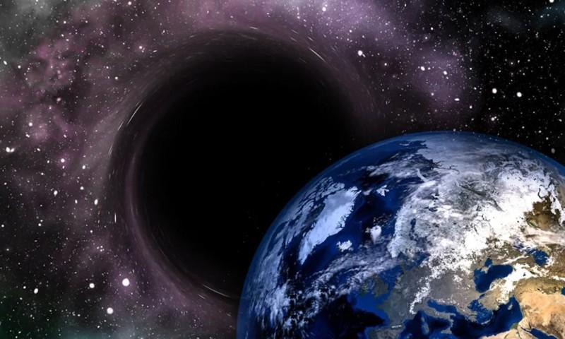 Un agujero negro puede estar orbitando el Sol. Un físico quiere encontrarlo