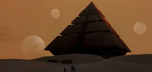 Visión remota y el planeta Marte