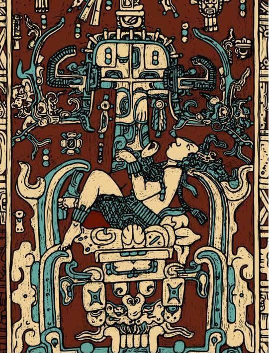 alienigenas y el misterio maya seres no humanos avanzados habrian visitado el planeta