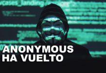 anonymous ha vuelto toda la verd