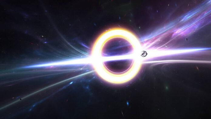 confirman antigua teoria sobre como los alienigenas podrian extraer energia de los agujeros negros