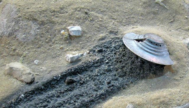 el expediente secreto filtrado de la fuerza aerea de hungria ufo crash y recuperacion de cuerpos no humanos