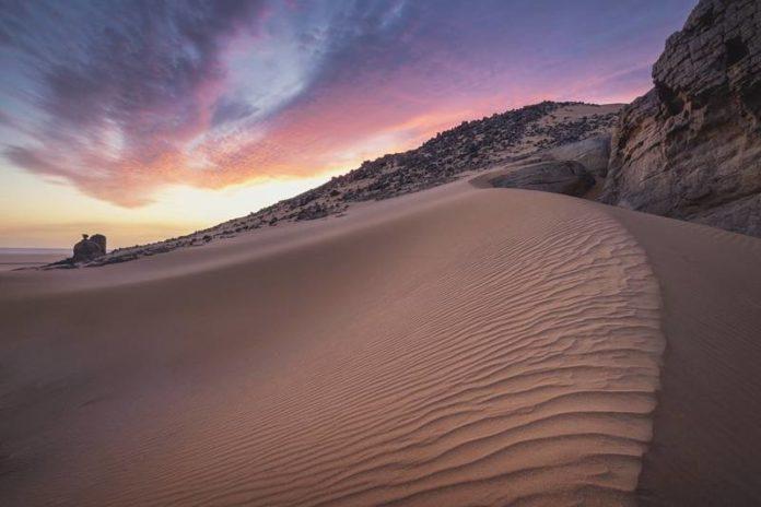 el ojo del sahara la misteriosa estructura del desierto que pudo ser la atlantida