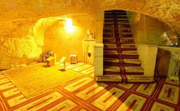 el pozo de las almas en jerusalen un posible portal hacia el cielo