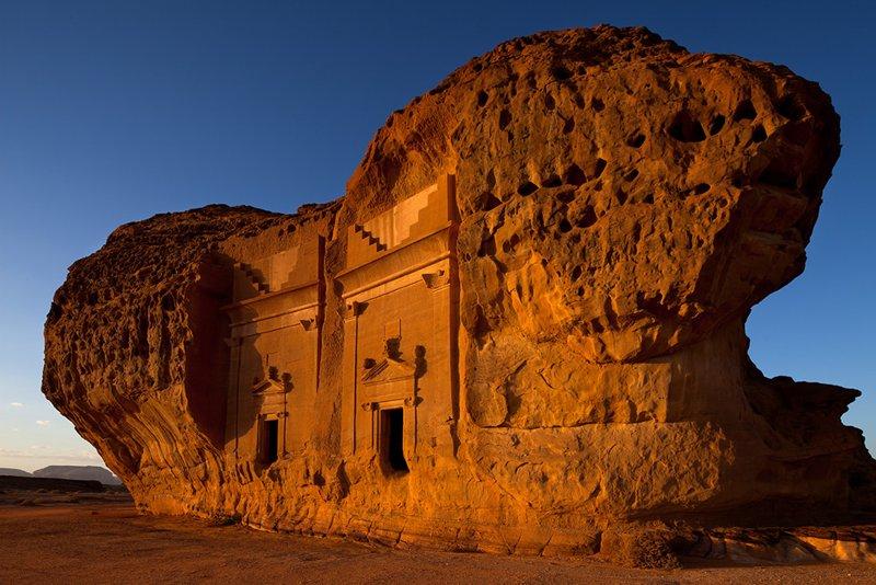 Mada'in Saleh