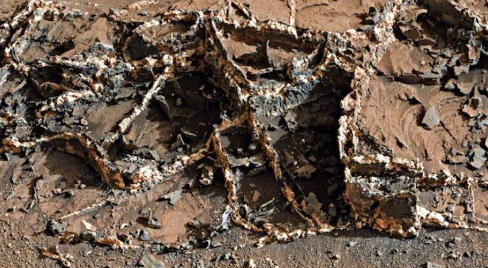 Investigador Encontró Las Ruinas De Un Antiguo Edificio En Marte