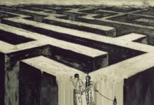 mito del hilo de ariadna