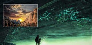ovnis y civilizaciones perdidas en la montana de montserrat